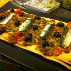 Receta de coca de sardinas