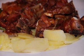 Receta de cochinillo frito