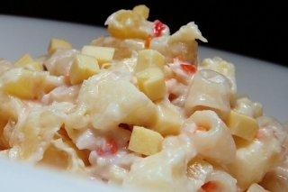 Receta de coditos con mayonesa