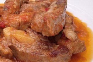 Receta de costillas de cerdo en salsa de whisky