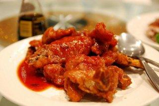 Receta de costillas de puerco en salsa chipotle