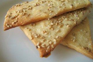 Receta de crackers