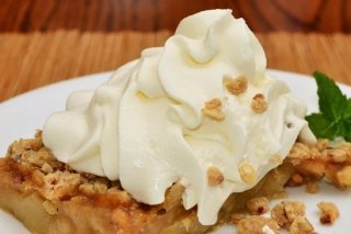 Receta de crema chantilly con thermomix