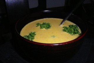 Receta de crema de cebolla