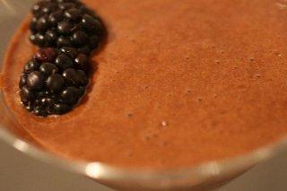 Receta de crema de chocolate con leche