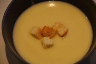 Receta de crema de coliflor y coco