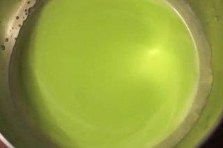 Receta de crema de guisantes tradicional