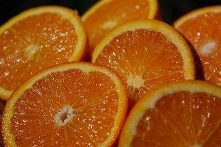 Receta de crema de naranjas con miel
