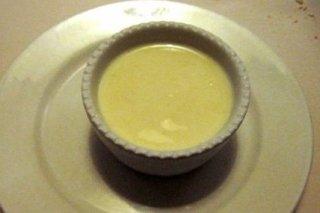 Receta de crema de pepino
