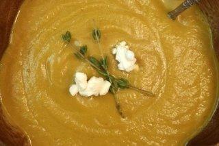 Receta de crema de zanahoria en thermomix