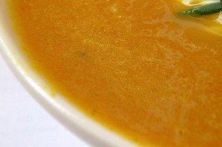 Receta de crema de zanahoria y puerro