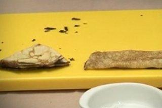 Receta de crepes y tortitas