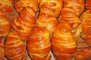 Receta de croissant casero