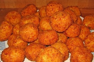 Receta de croqueta de patata