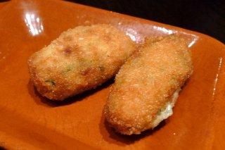 Receta de croquetas con queso cabrales