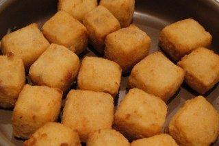 Receta de croquetas de mozzarella