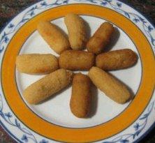 Receta de croquetas de patata, jamón y queso