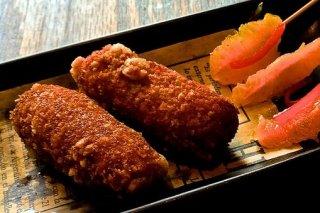 Receta de croquetas de zanahoria y cebolla