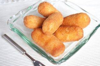 Receta de croquetas de queso y zanahoria