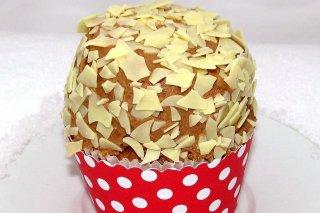 Receta de cupcakes de almendras