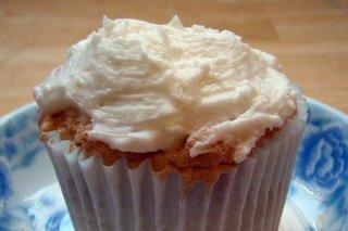 Receta de cupcakes de limón y merengue