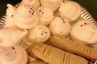 Receta de dulces de halloween