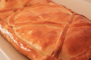Receta de empanada con queso