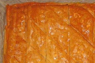 Receta de empanada de bacalao