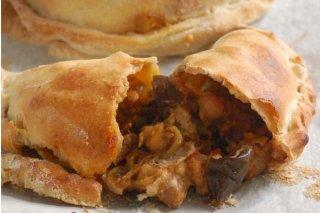 Receta de empanada de pollo argentina