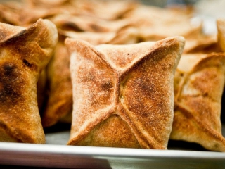 Receta de empanadas árabes
