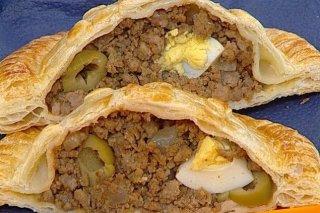 Receta de empanadas criollas (argentina)