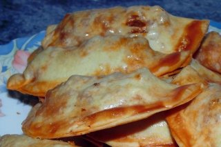 Receta de empanadillas de castaña y calabaza