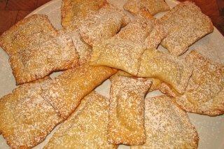 Receta de empanadillas de manzana y canela