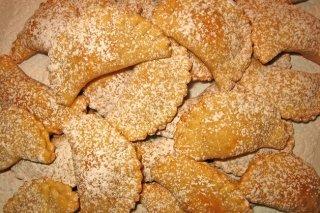 Receta de empanadillas dulces de ricota