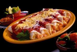 Receta de enchilada tapatias