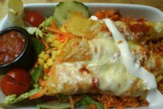 Receta de enchiladas de suelo