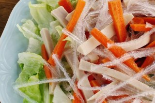 Receta de ensalada china dukan