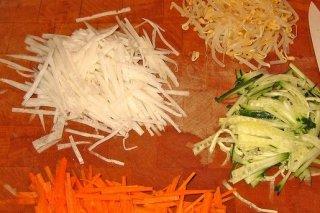 Receta de ensalada china fácil