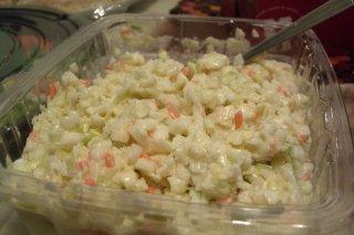 Receta de ensalada coleslaw