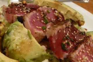 Receta de ensalada con atún