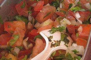 Receta de ensalada de aguacate mexicana