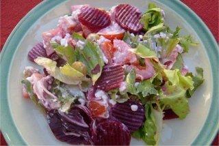 Receta de ensalada de betabel (remolacha)