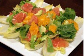 Receta de ensalada de cítricos