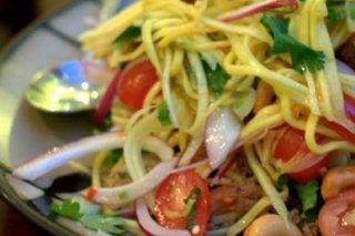 Receta de ensalada de espaguetis con atún