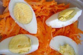 Receta de ensalada de huevo internacional