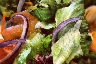 Receta de ensalada de judías verdes con jamón