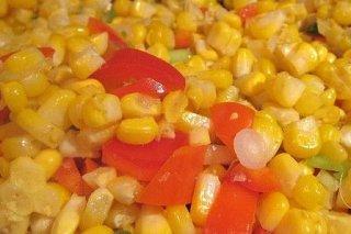 Receta de ensalada de maíz