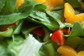 Receta de ensalada de mandarina