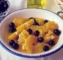 Receta de ensalada de naranjas estilo sicilia