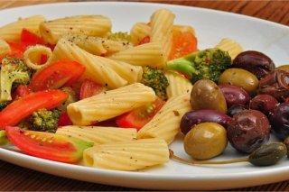 Receta de ensalada de pasta con brócoli